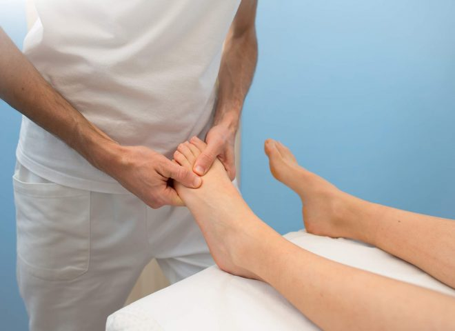 Guildford feet massage