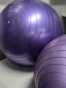 Swiss Ball Back Pain